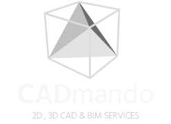 2D & 3D CAD / BIM services (Revit) in Cheltenham, Tewkesbury and
